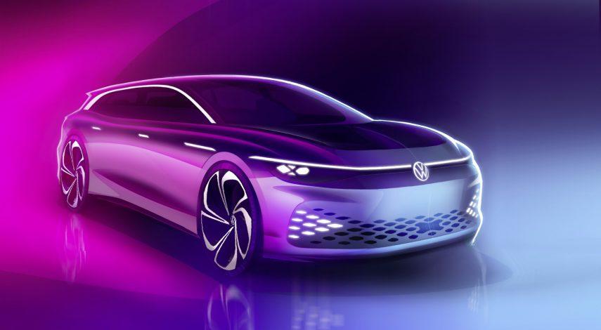 Volkswagen ID. Space Vizzion: los familiares aún no han muerto