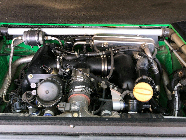 Volkswagen T5 motor Porsche 911 Turbo (17)