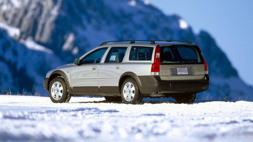 Coche del día: Volvo V70 XC Cross Country y XC70 (AU)