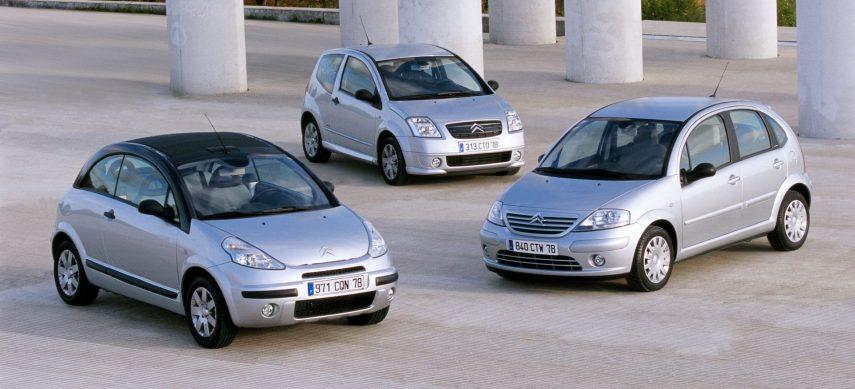 100 años de historia de Citroën (VIII)