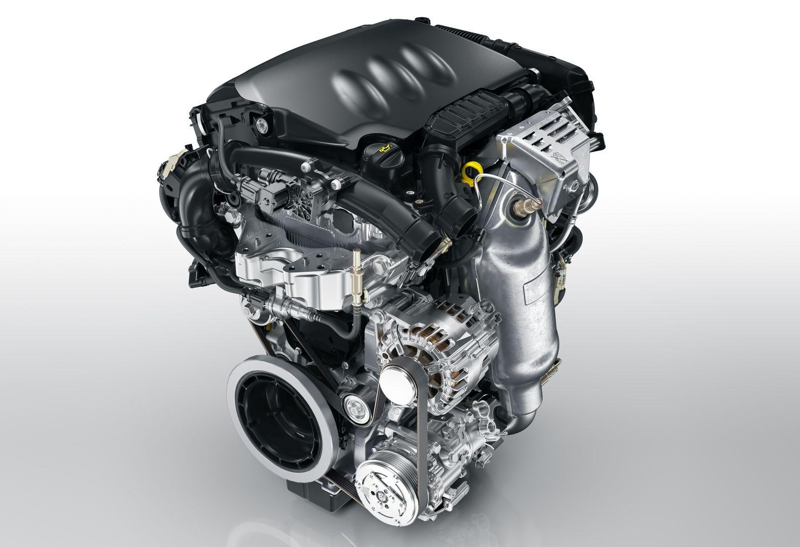 02 Citroen motor DW10