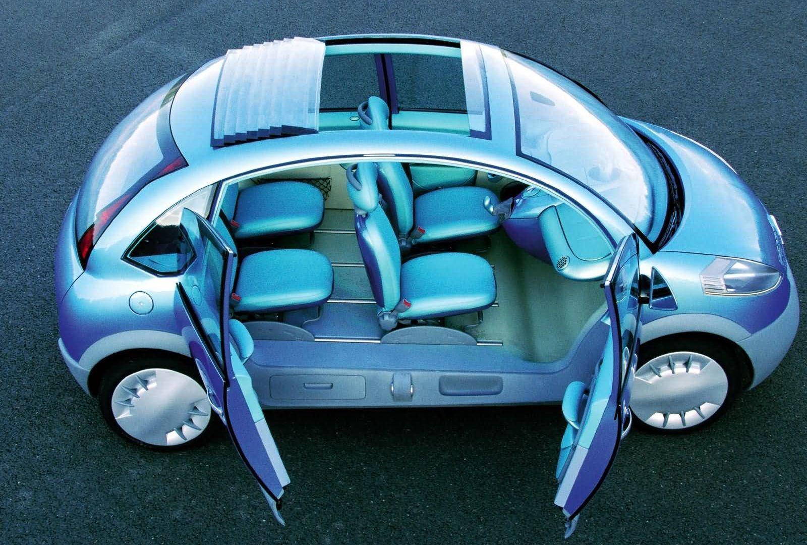 Concept Citroën C3 Lumière