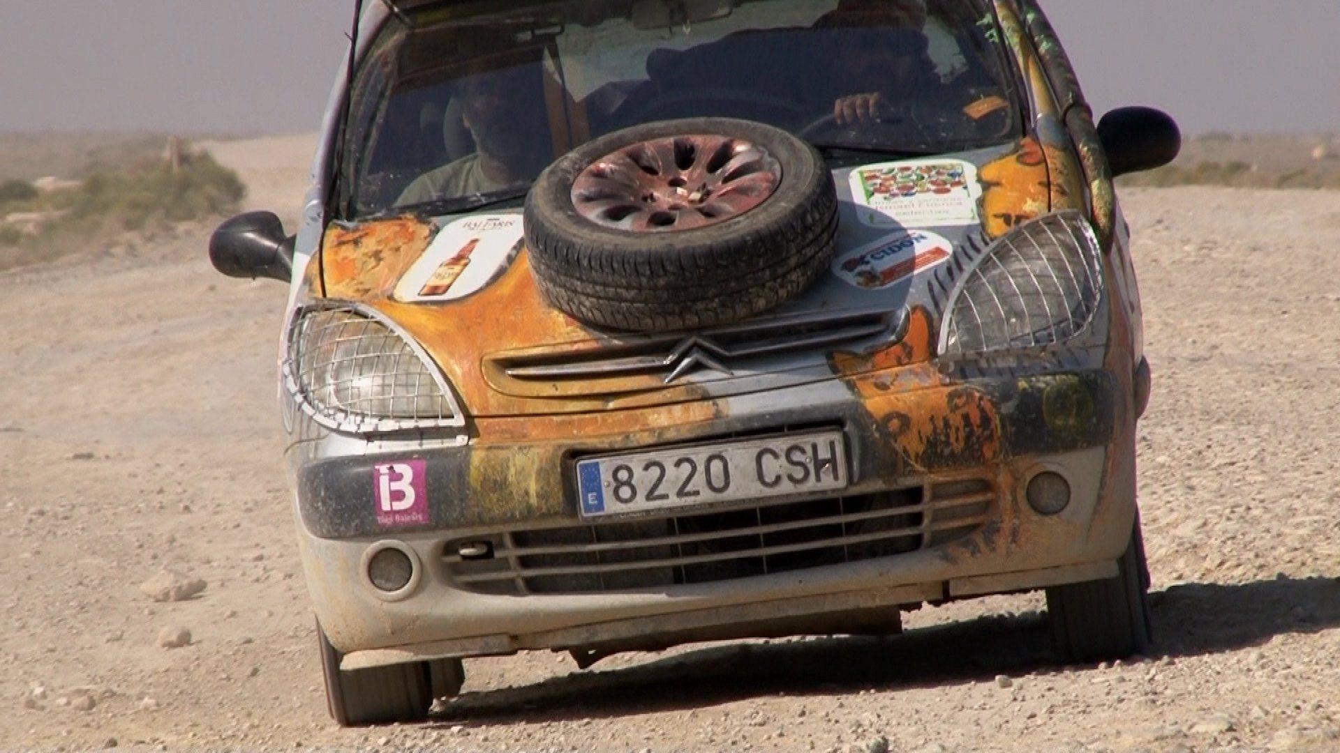 Citroën Xsara Picasso Mongol