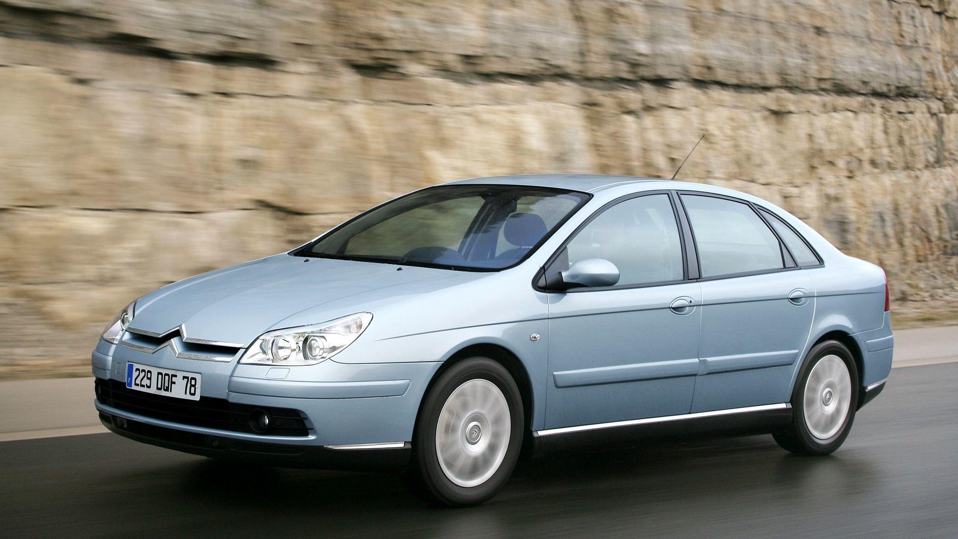 Citroën C5 restyling