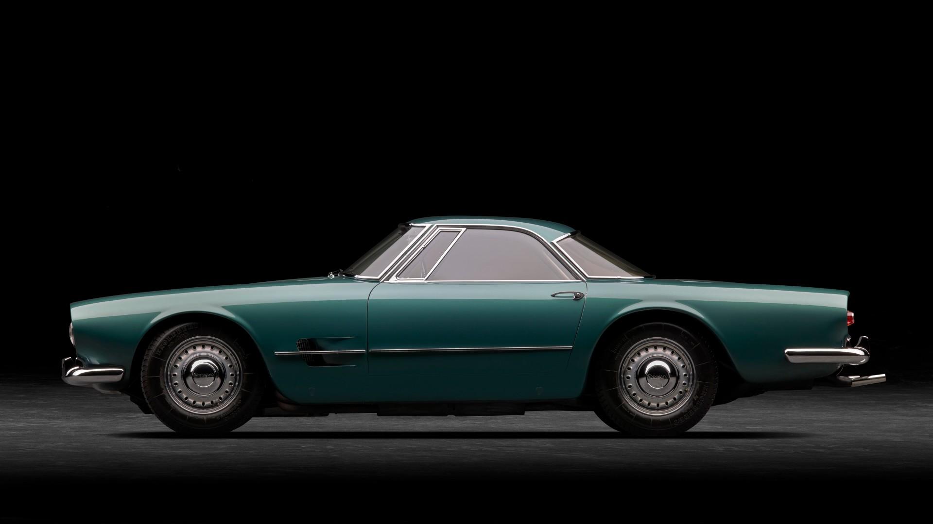 1959 Maserati 5000 GT Michael Furman (4)