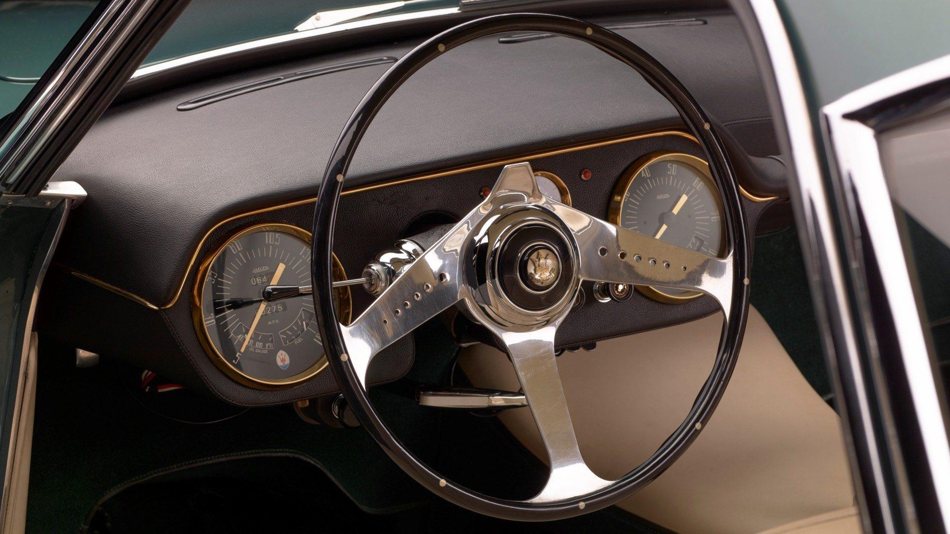 1959 Maserati 5000 GT Michael Furman (5)
