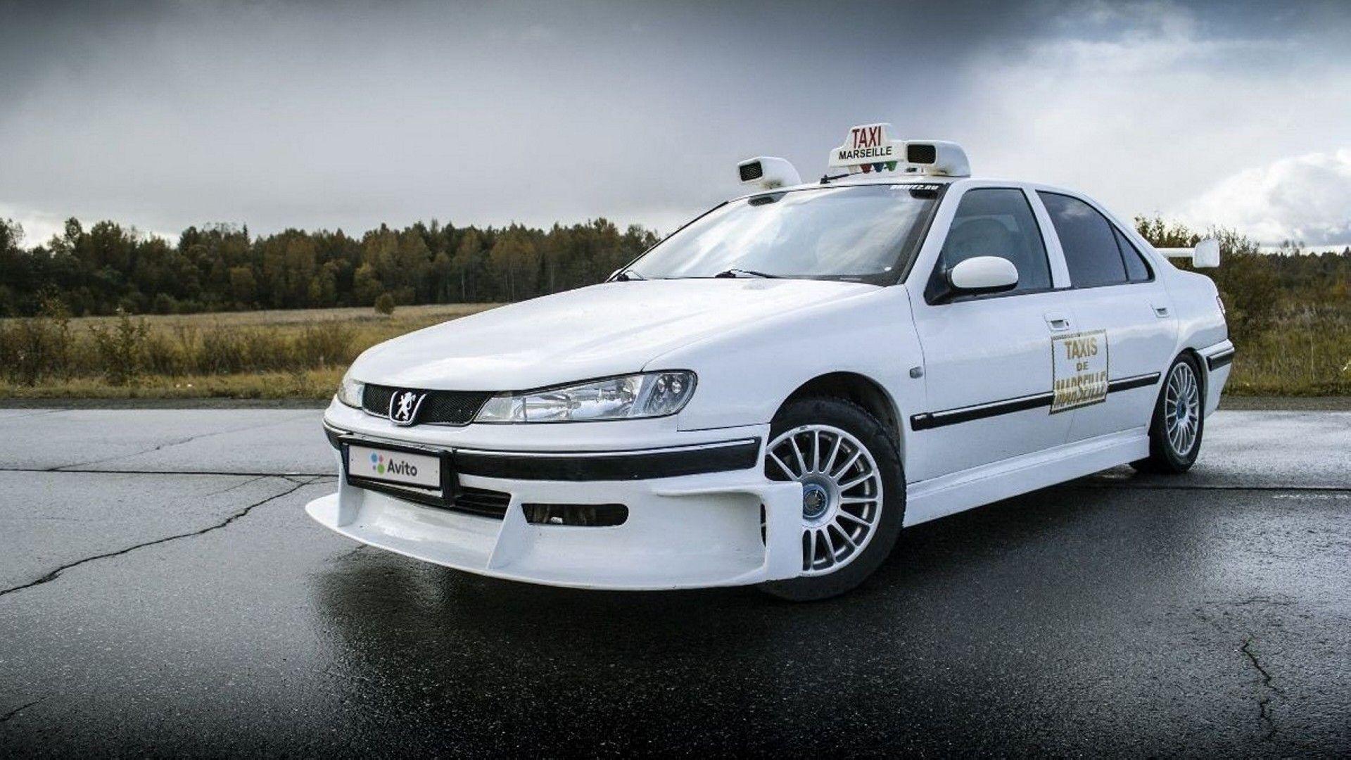 """¿Te interesa una réplica del Peugeot 406 de """"Taxi 2""""?"""