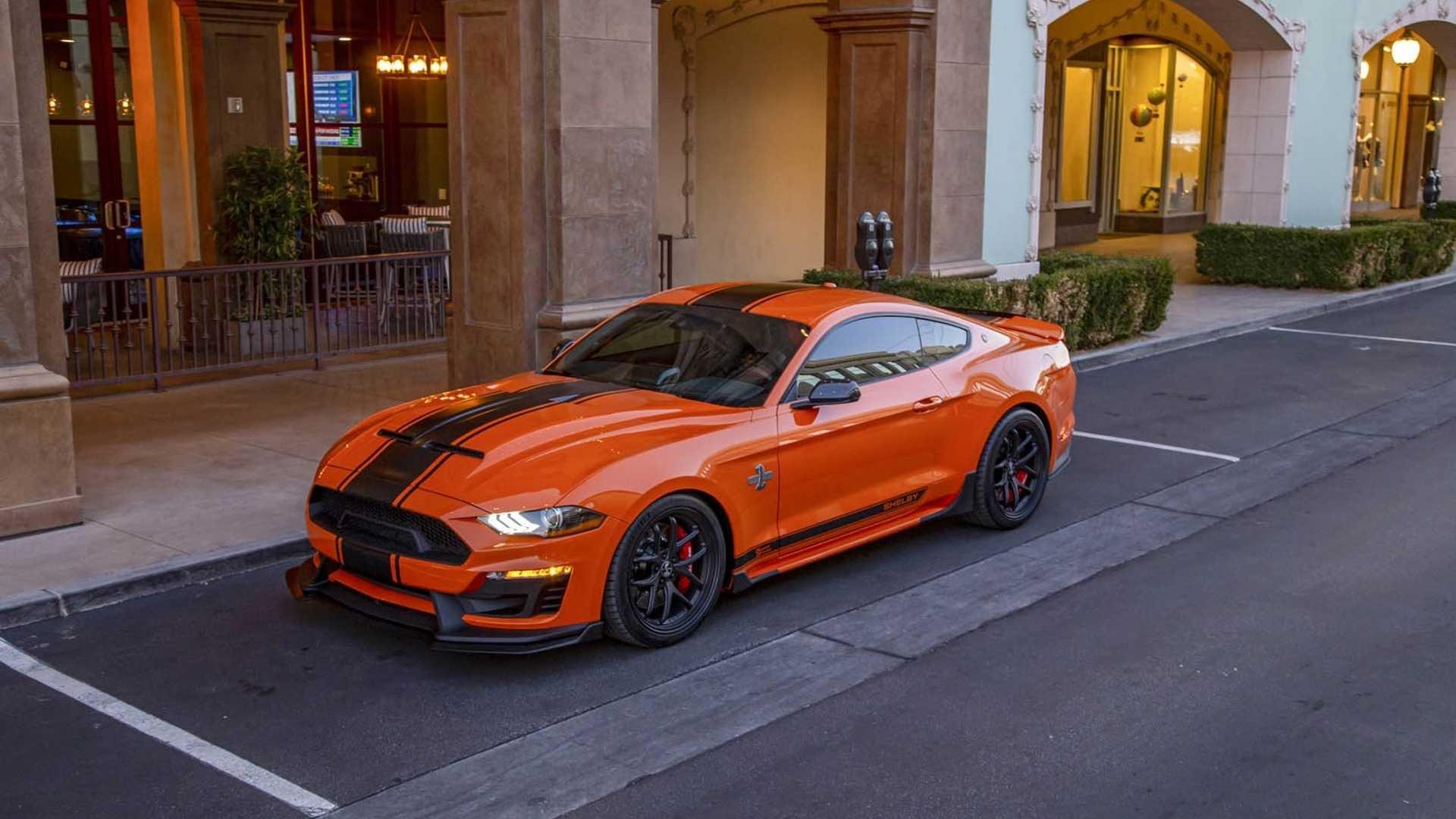 Shelby Super Snake Bold Edition 2020: 836 CV para el Mustang más bestia