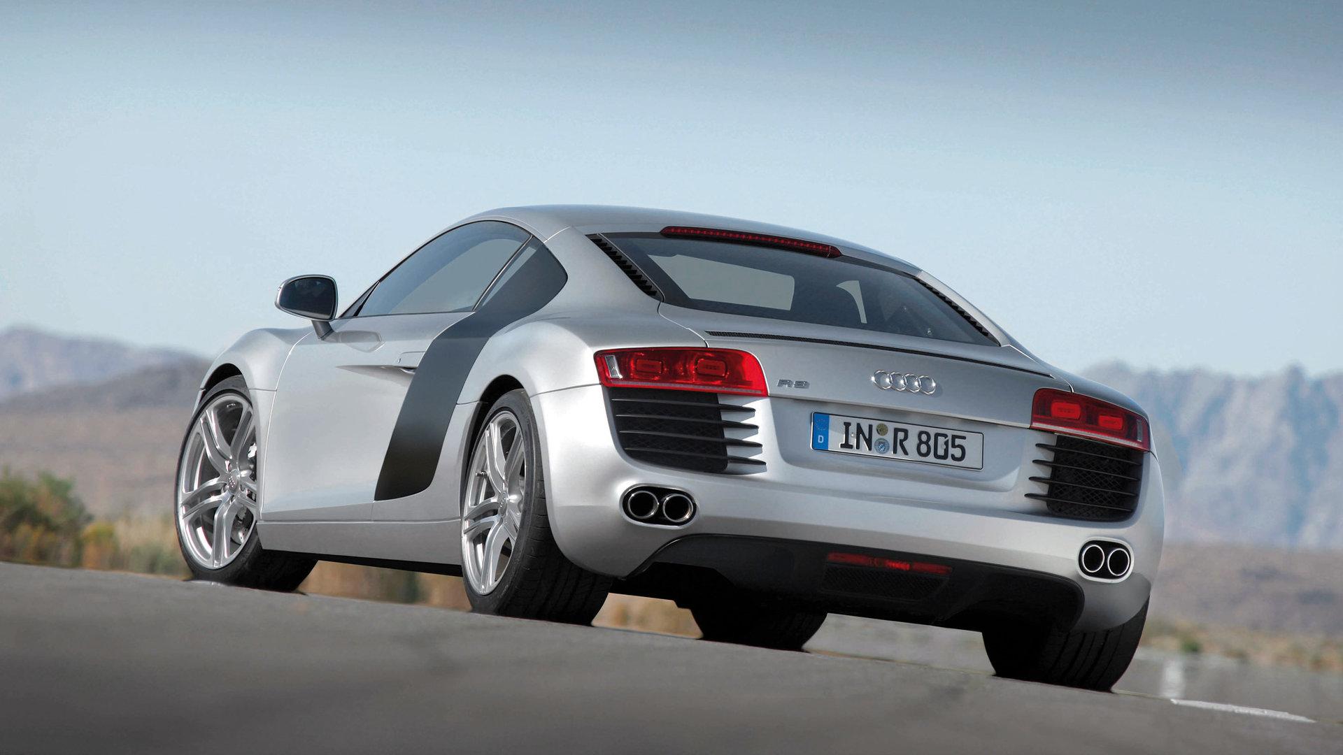 Coche del día: Audi R8 4.2 FSI (Typ 42)