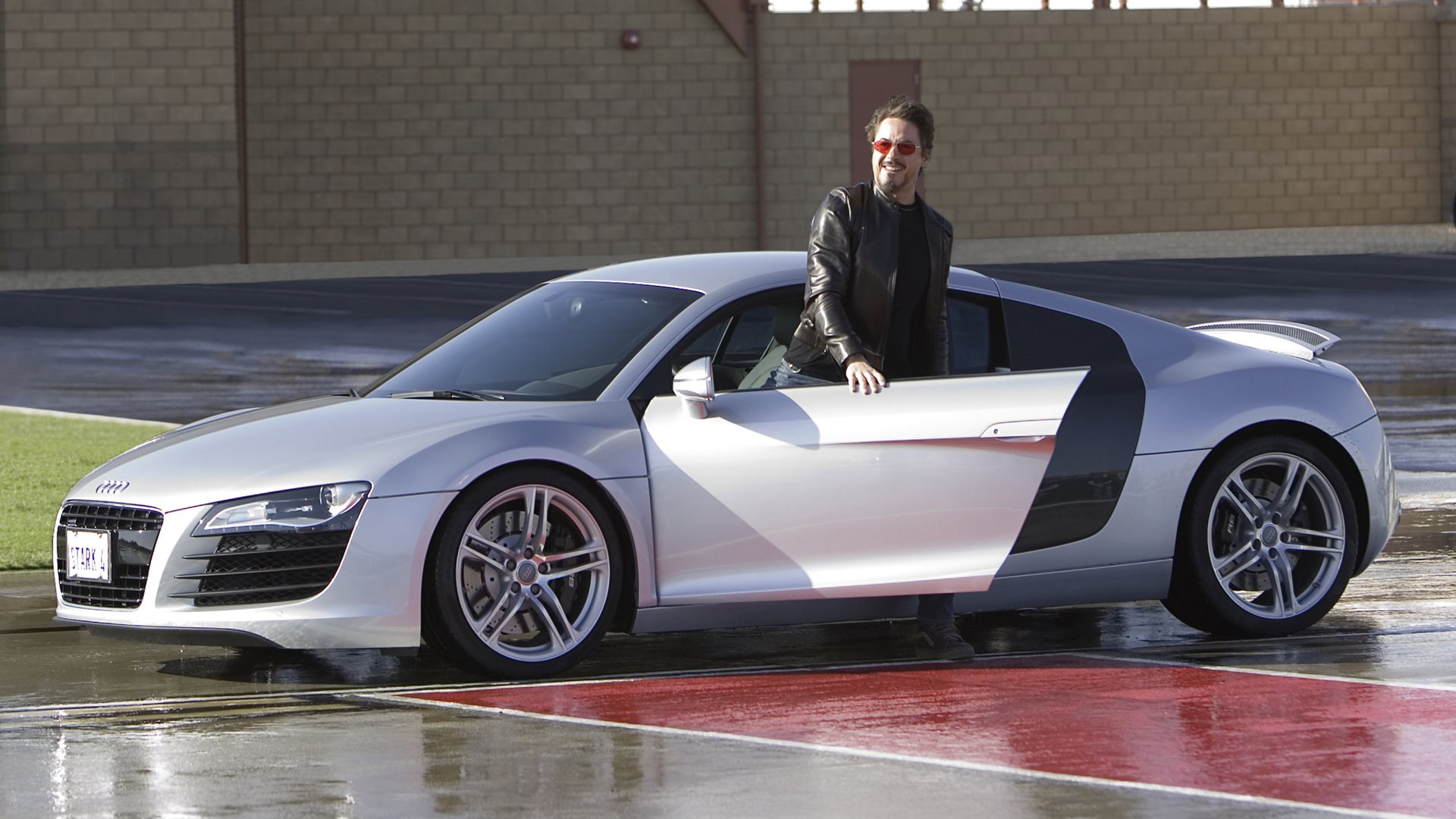 Audi R8 Coupe Typ 42 4