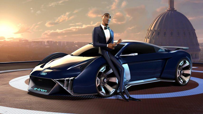 Audi RSQ e-tron, anticipando una vez más un futuro R8 eléctrico