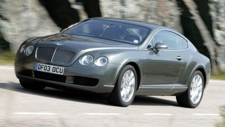 Coche del día: Bentley Continental GT (I)