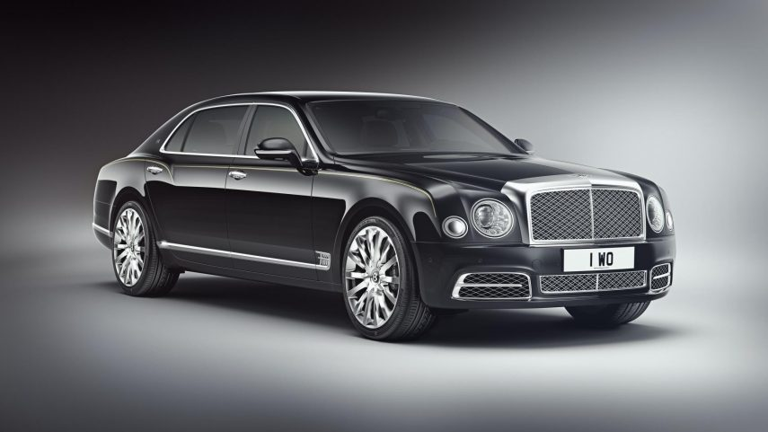 Bentley Mulsanne Extended Wheelbase Limited Edition: solo 15 unidades