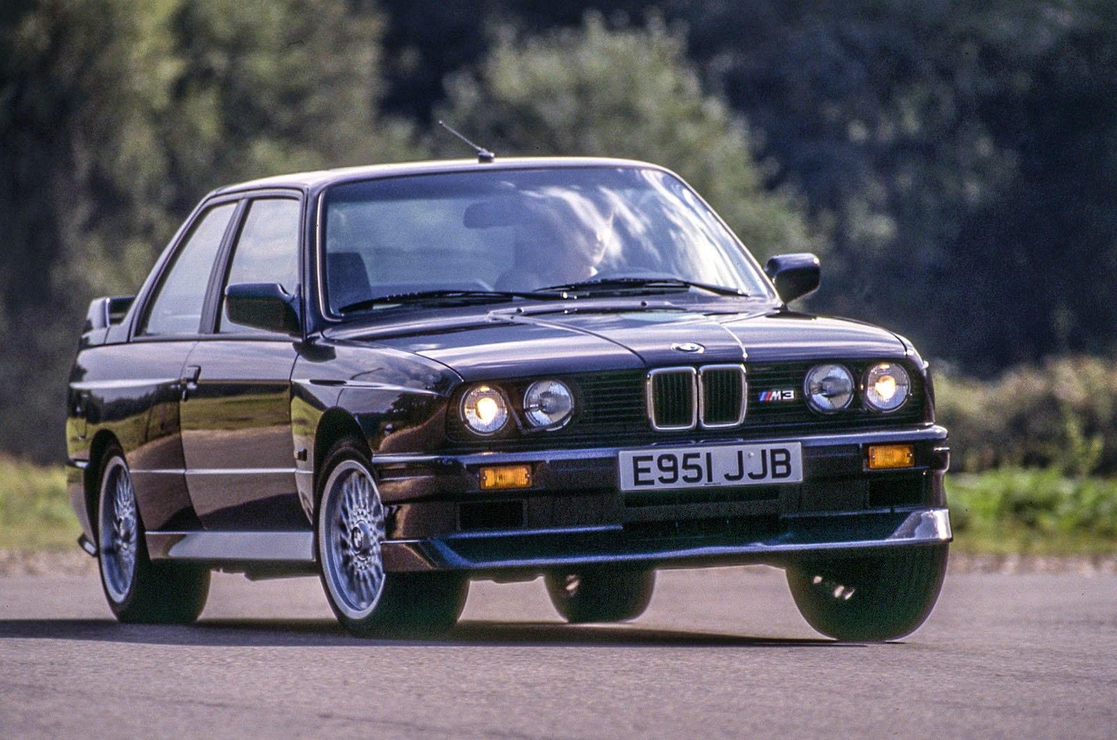 Coche del día: BMW M3 Evolution 2 (E30)