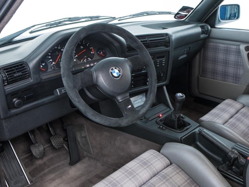 BMW M3 E30 Evo 2 4