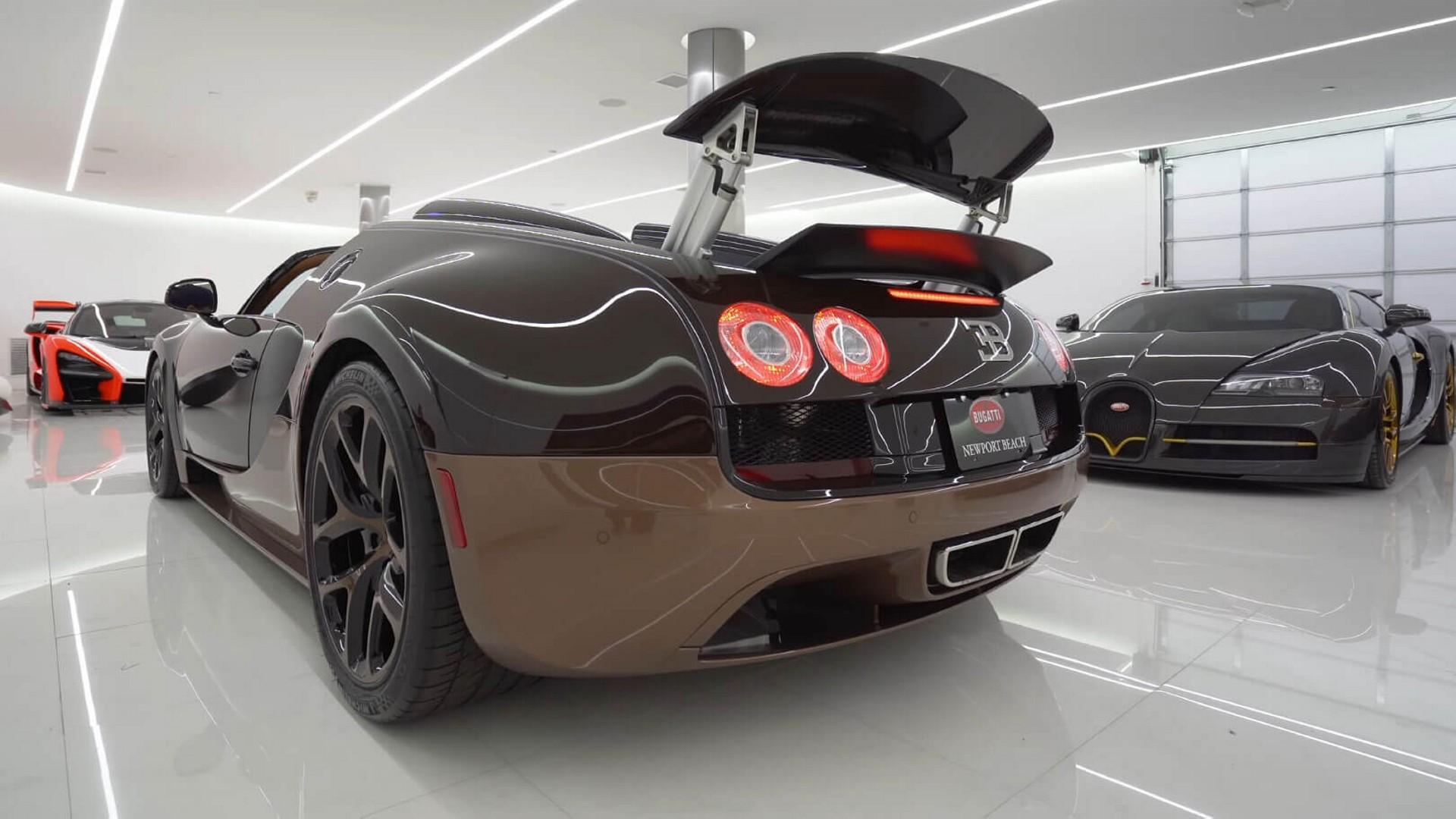 Bugatti Veyron Mantenimiento 1
