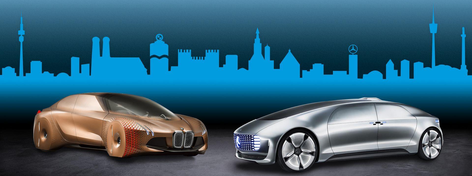 Daimler anuncia su unión con BMW