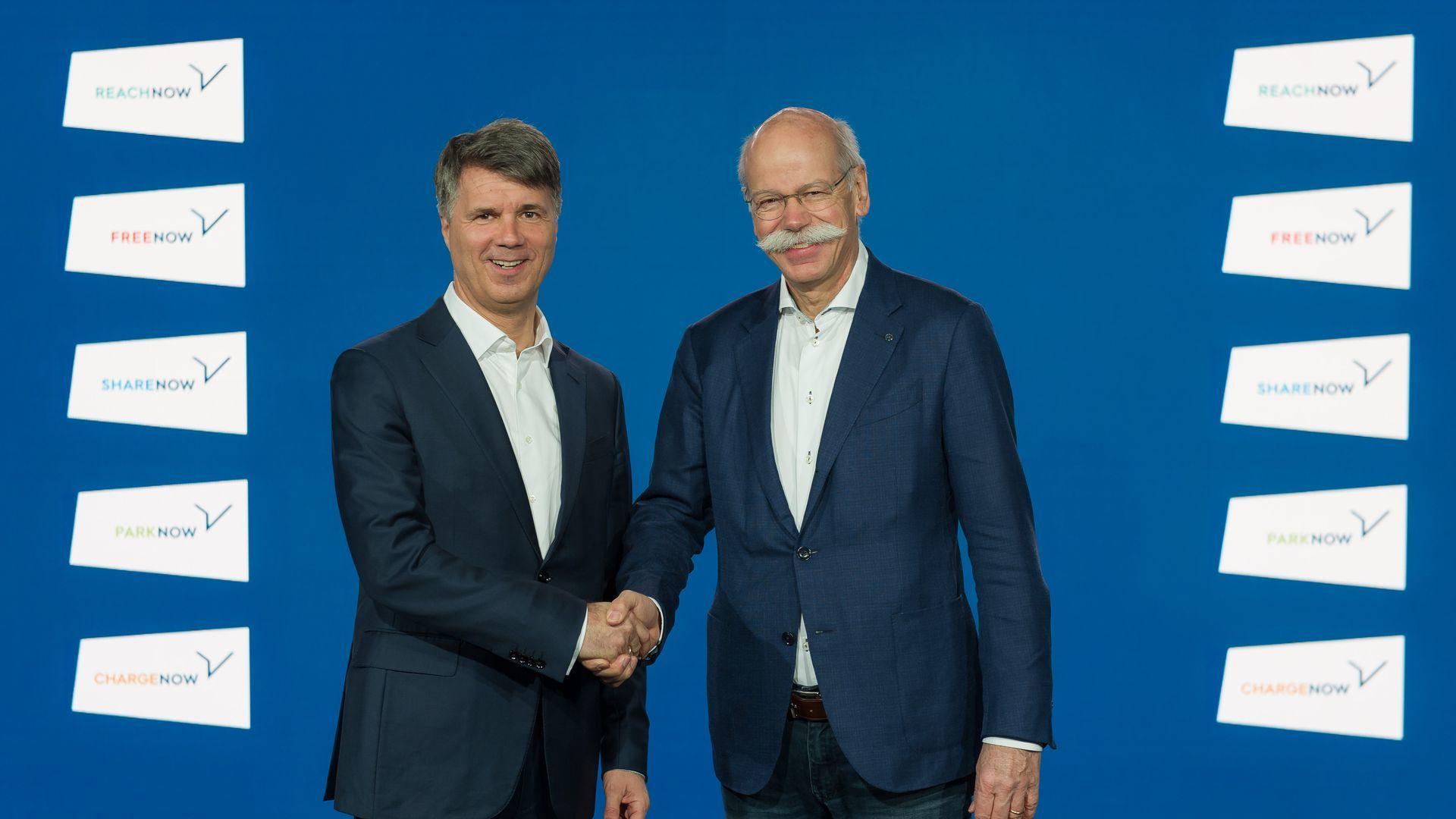 Daimler union BMW 2