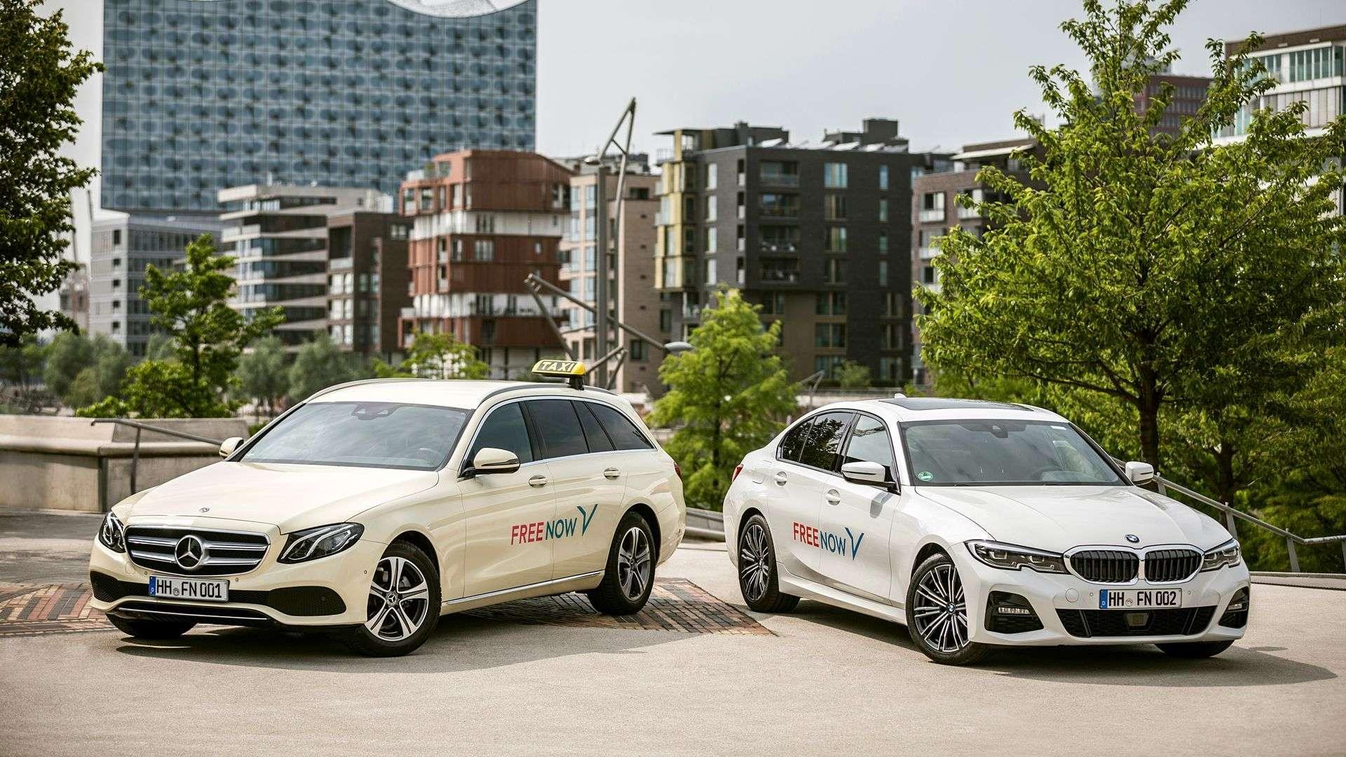 Daimler union BMW 3