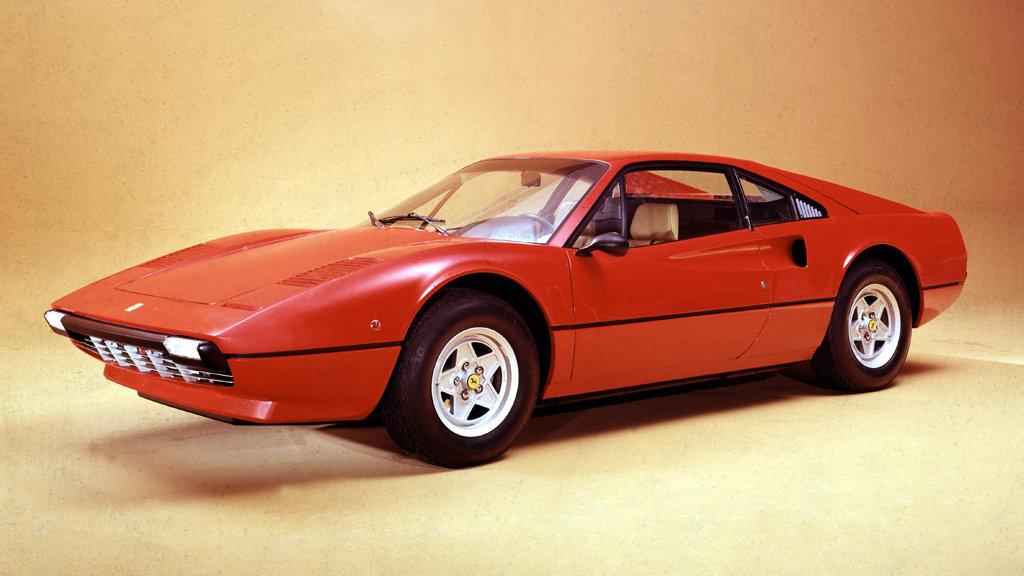 Coche del día: Ferrari 308 GTB