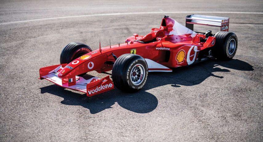 Ferrari F2002 1