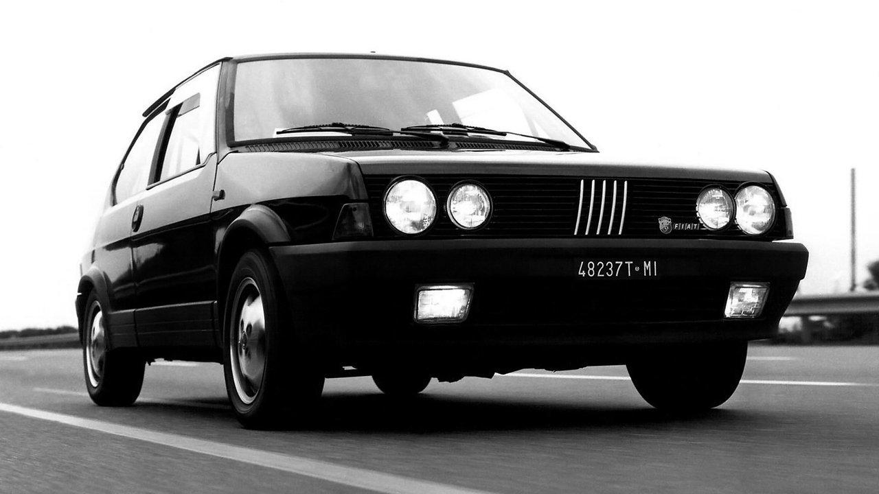 Coche del día: Fiat Ritmo Abarth 130 TC (138)