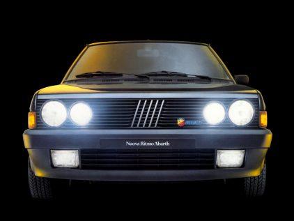 Fiat Ritmo Abarth 130 TC 3