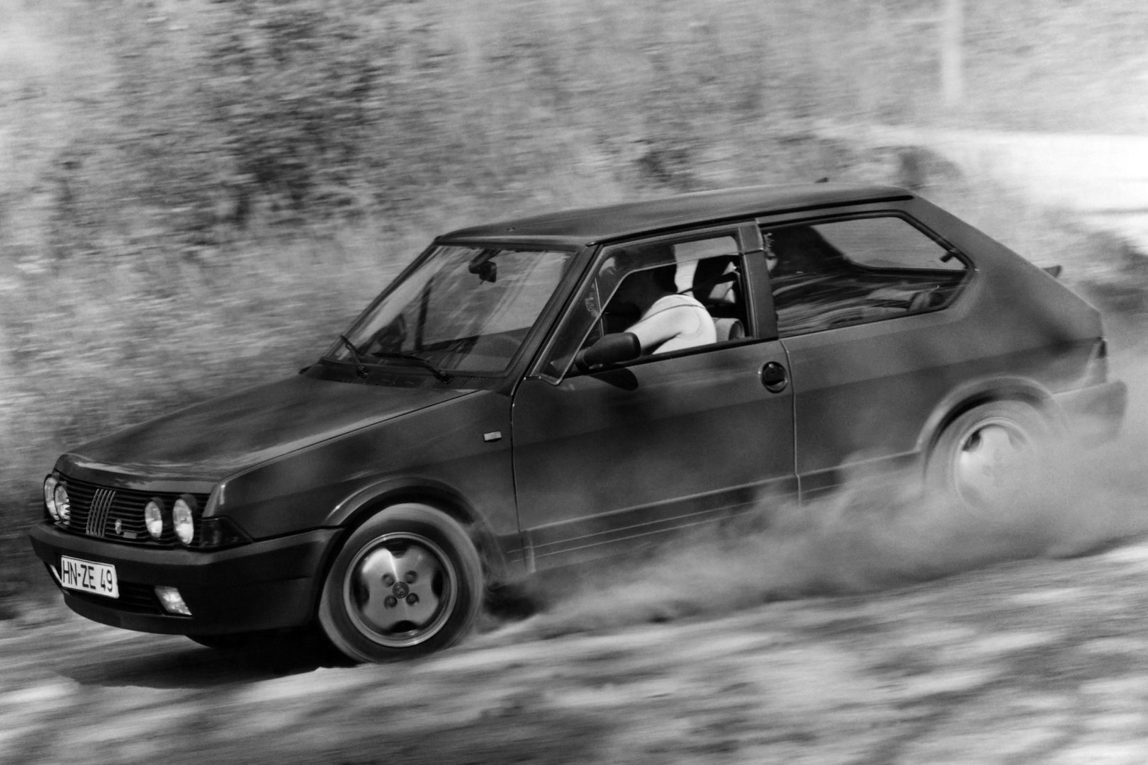Fiat Ritmo Abarth 130 TC 4