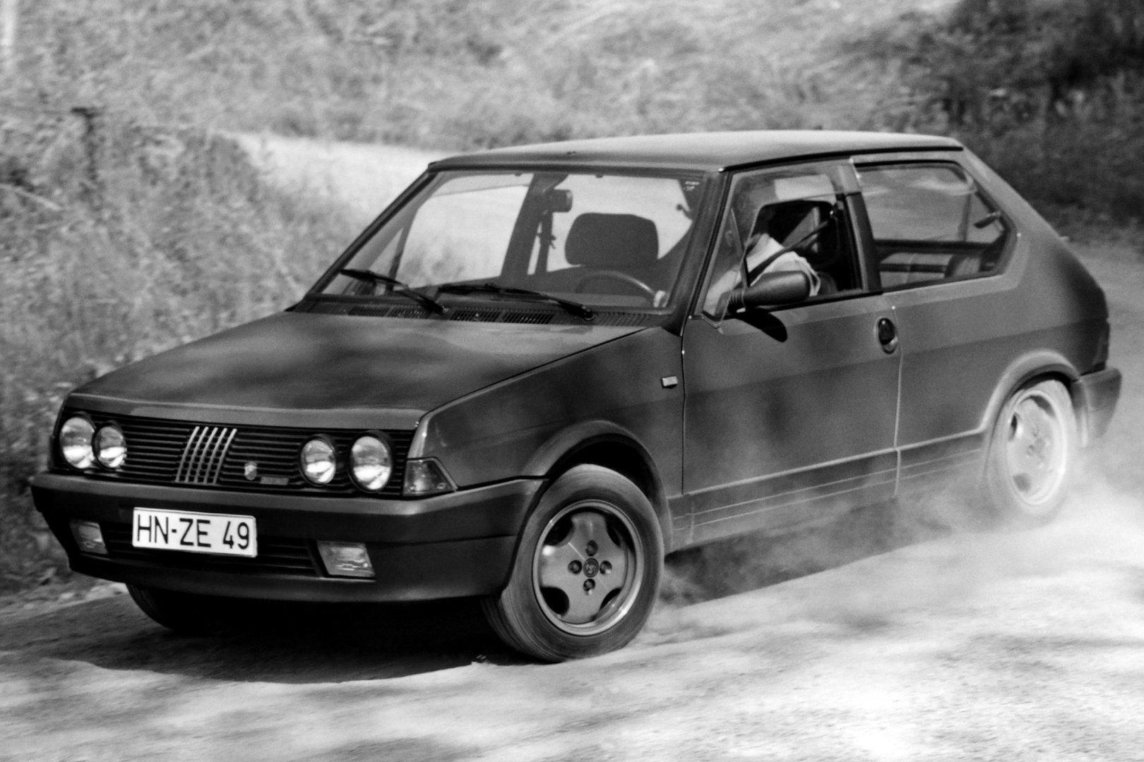 Fiat Ritmo Abarth 130 TC 5