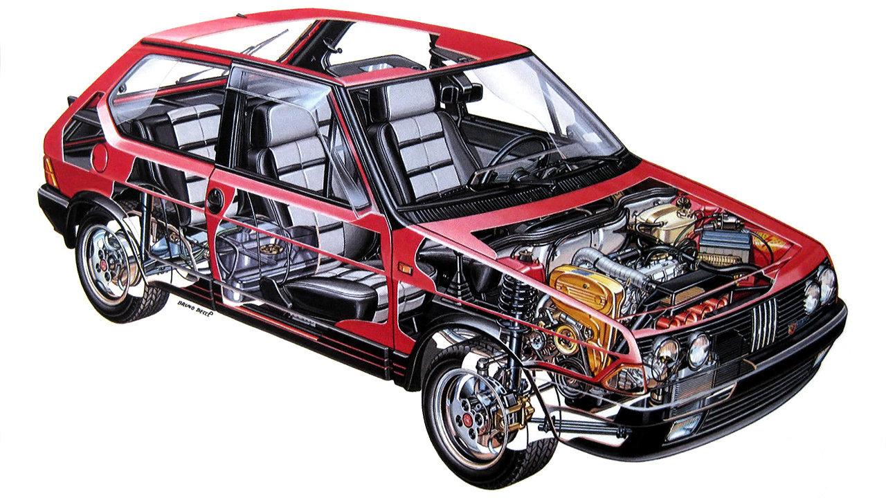 Fiat Ritmo Abarth 130 TC 6