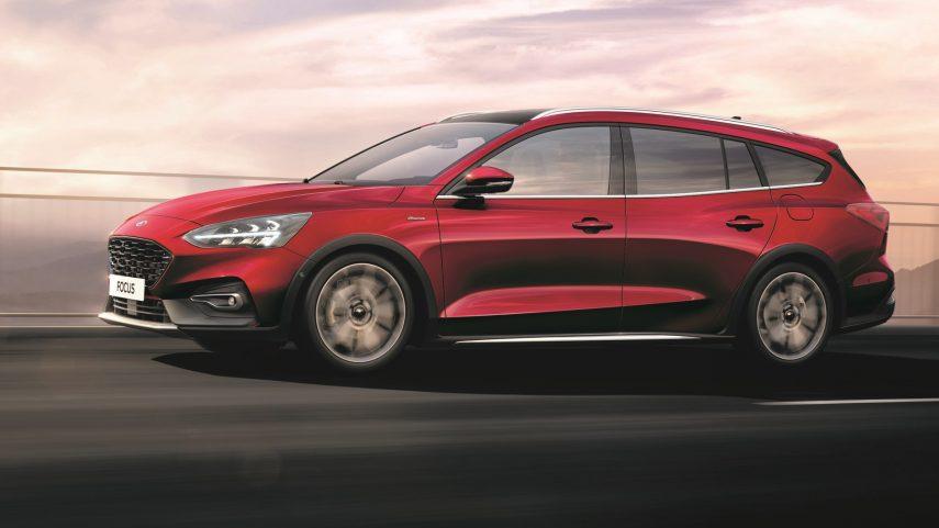 Ford Focus Active X Vignale: lujo y aspecto crossover unidos de la mano