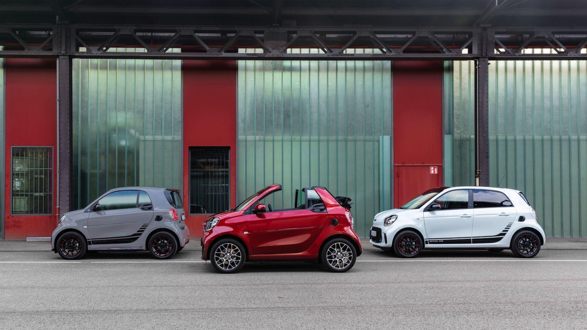 smart inicia su nueva era eléctrica y abre los pedidos de sus nuevos modelos