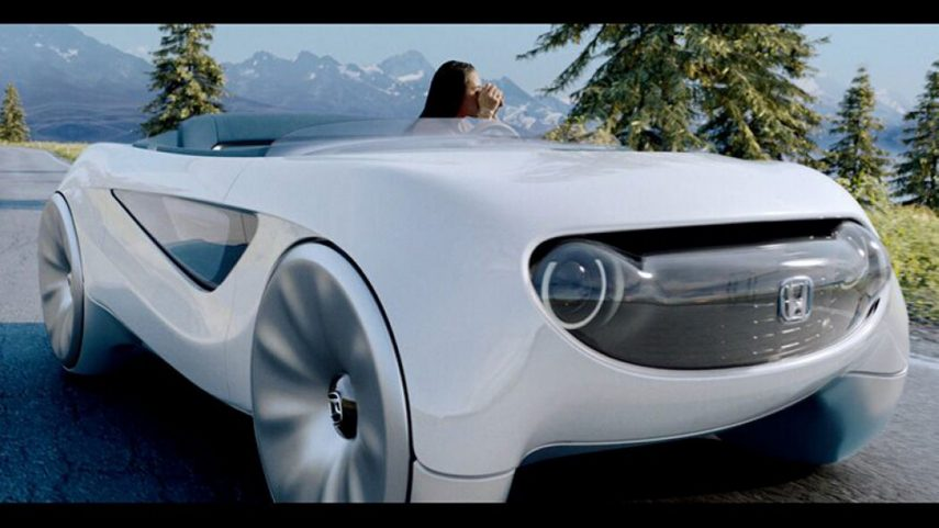 Honda quiere que también conduzcas tu coche autónomo