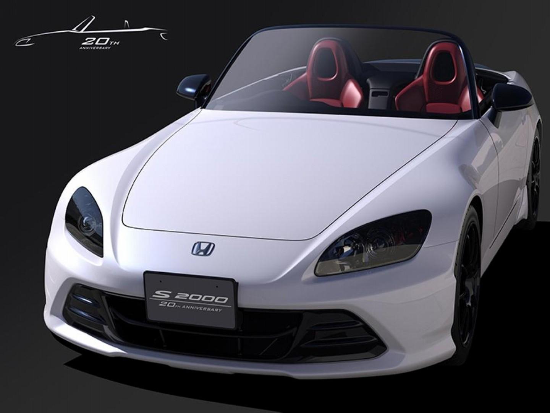 Honda S2000 20th Anniversary prototype: ¿quién quiere uno?