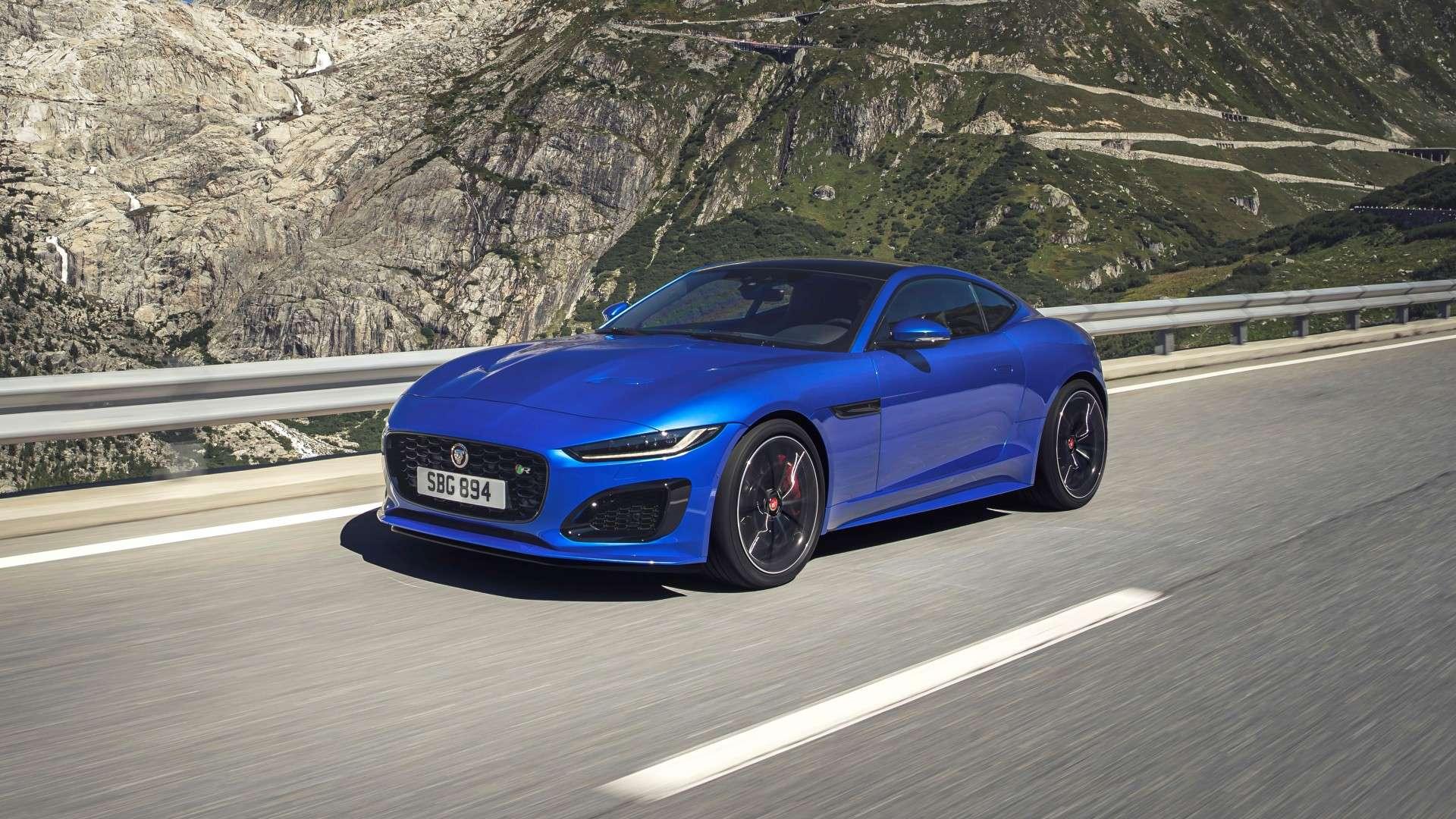 Jaguar F-Type 2020: ahora más agresivo y mejor equipado