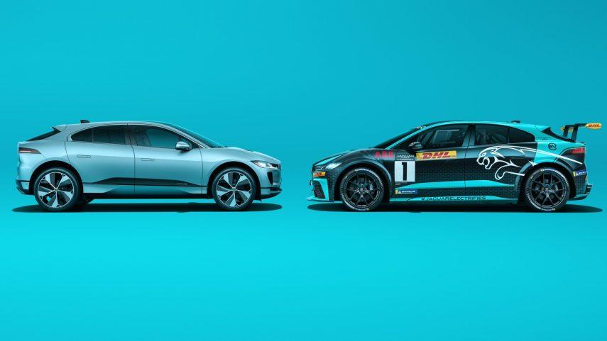 Jaguar i-Pace 2020: ahora con un 4 % más de autonomía