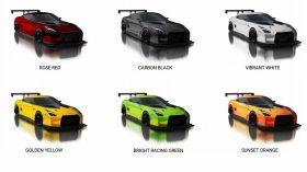 JRM GT23 Nissan GT R GT1 (11)