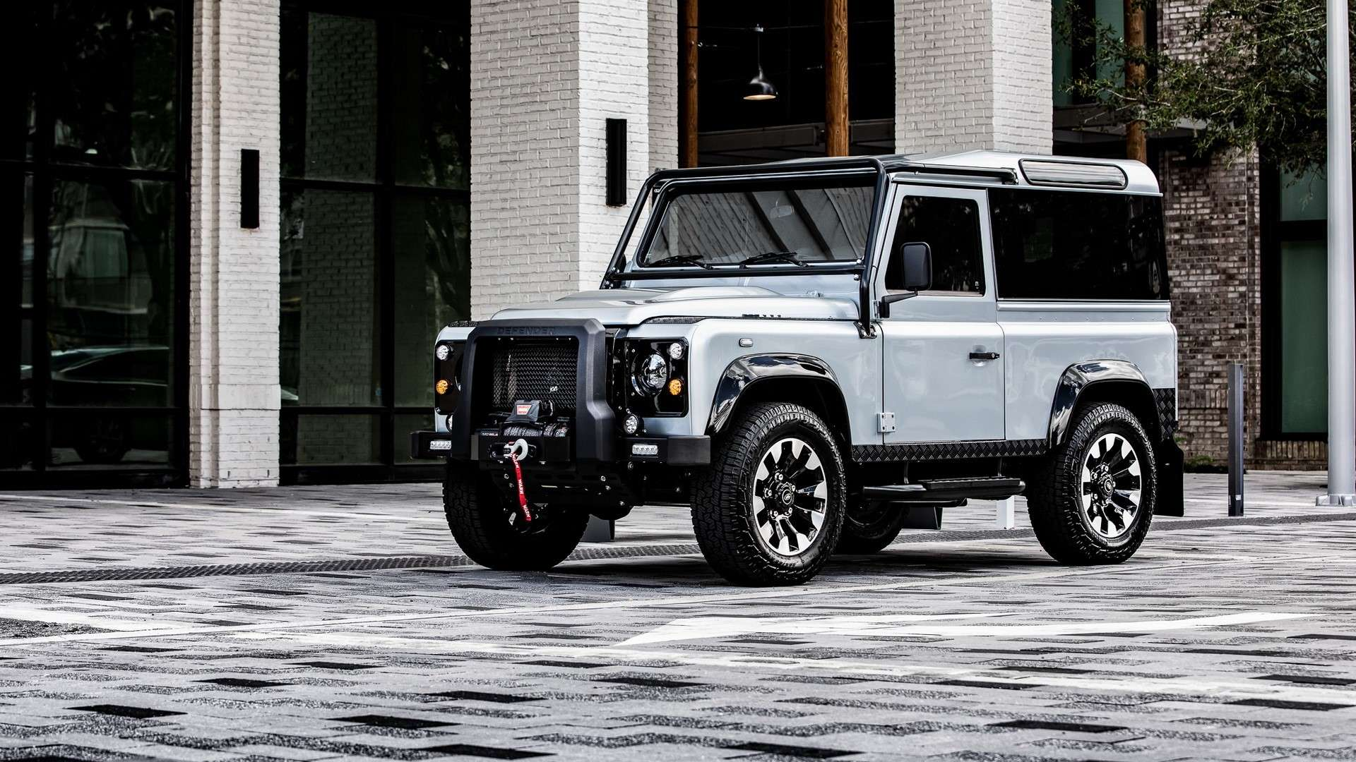 ECD Land Rover Defender Project Blackcomb: ¿a la tierra o al asfalto?