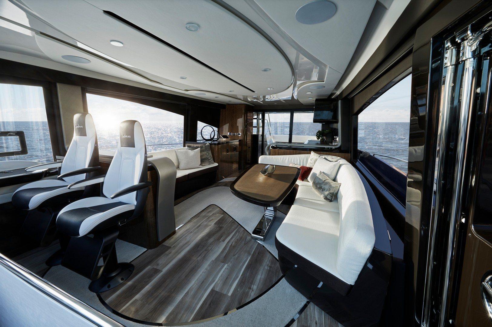 Lexus LY 650 Yate Interior (5)