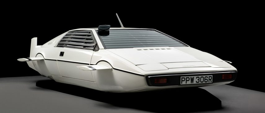 El Lotus Esprit submarino de James Bond esconde una historia muy interesante