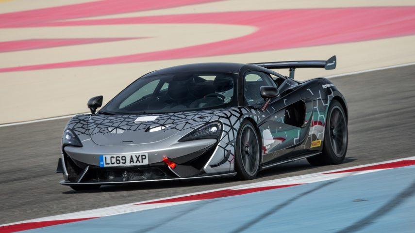 McLaren 620R: directamente del circuito a la calle