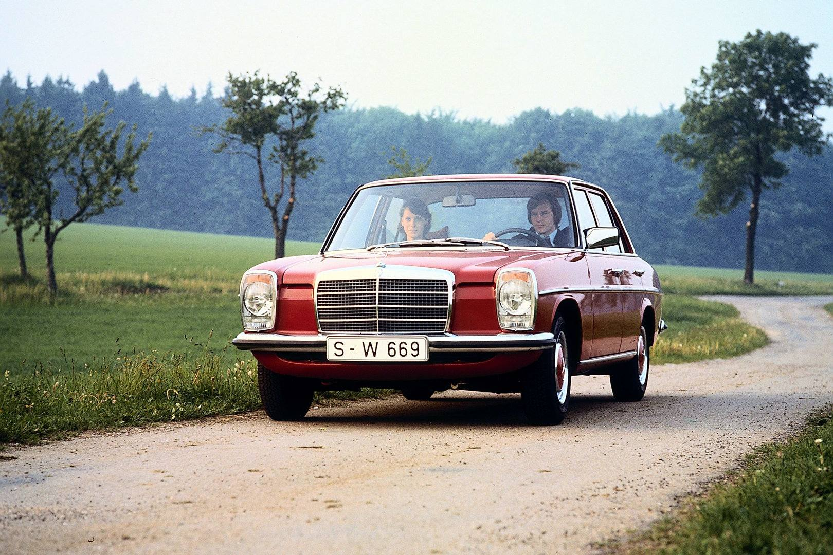 Mercedes Benz 240 D 30 W115 2