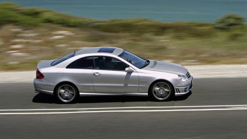 Coche del día: Mercedes-Benz CLK 63 AMG (C209)