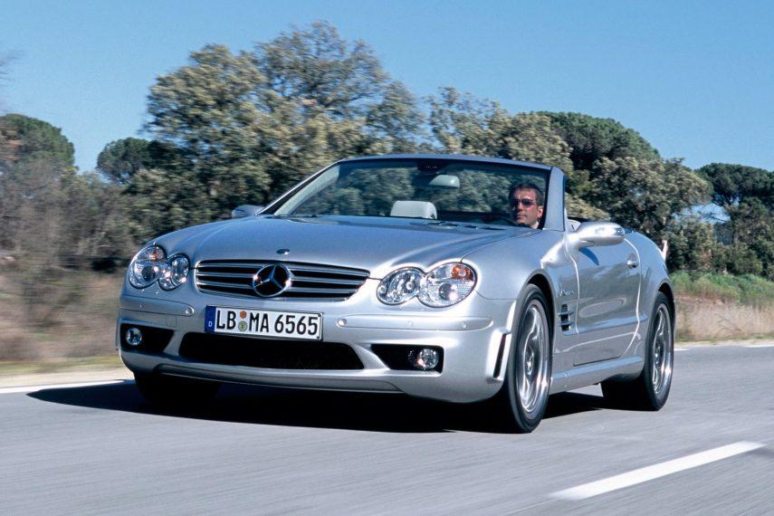 Coche del día: Mercedes-Benz SL 65 AMG (R230)