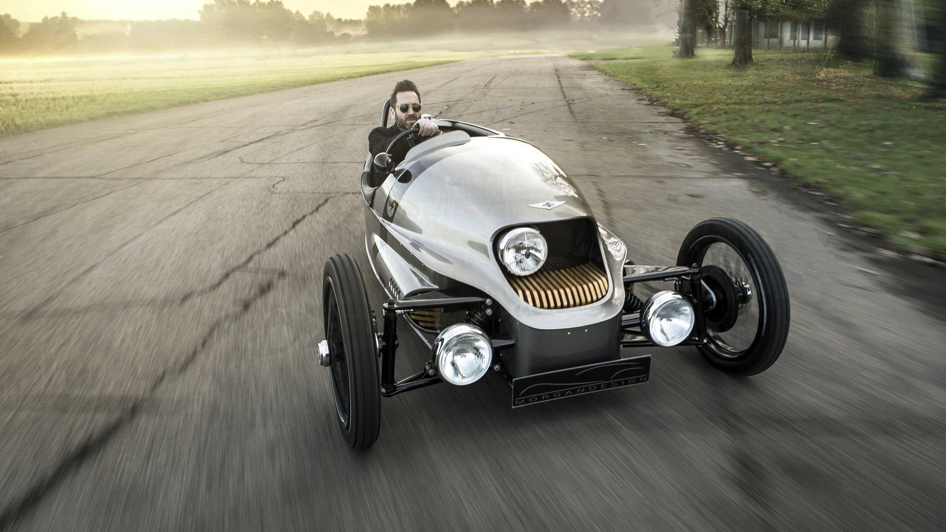 Morgan 3 Wheeler EV3
