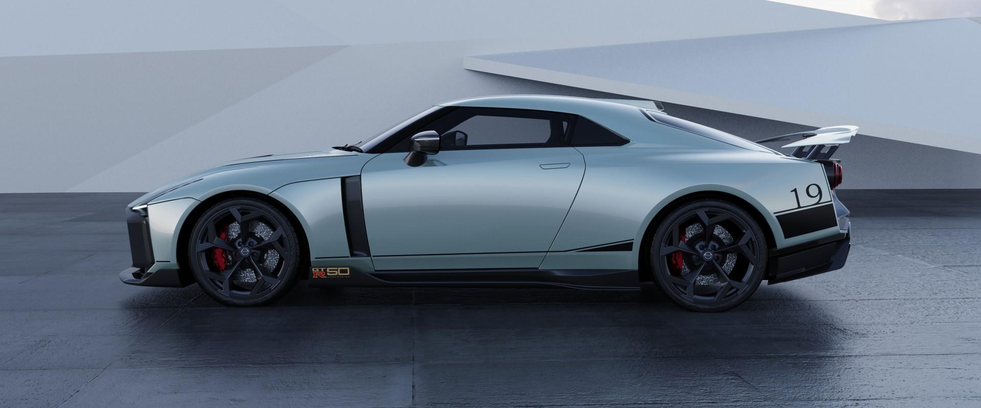 Nissan GT R50 by Italdesign (12)