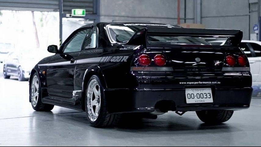 Así es cómo se dan los mimos adecuados a un Nissan Skyline GT-R NISMO 400R