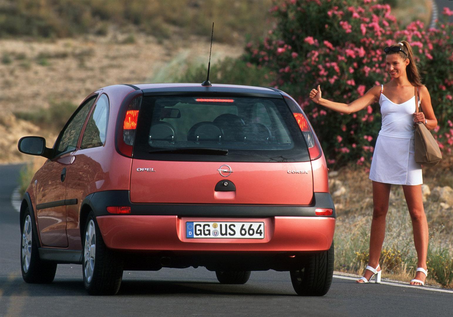 Opel Corsa 3p 2000 2