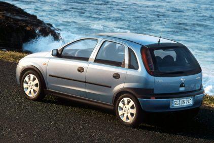 Opel Corsa 5p 2000 1