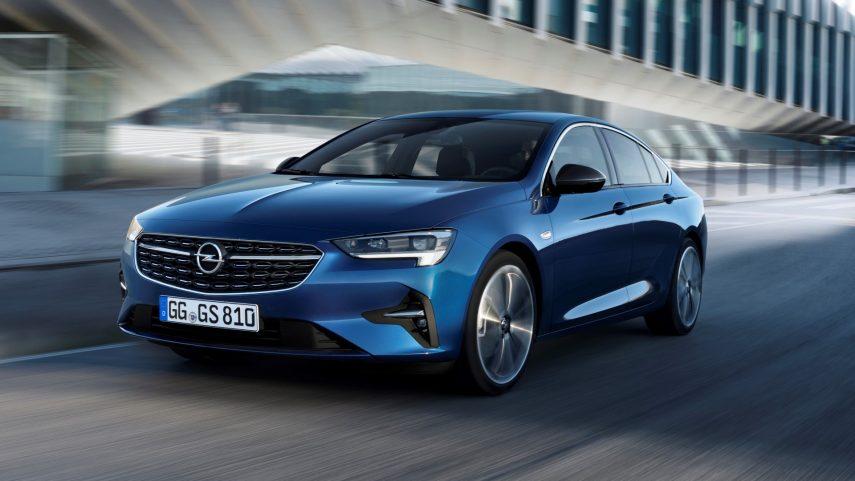 Opel Insignia 2020: más elegante y más tecnológico